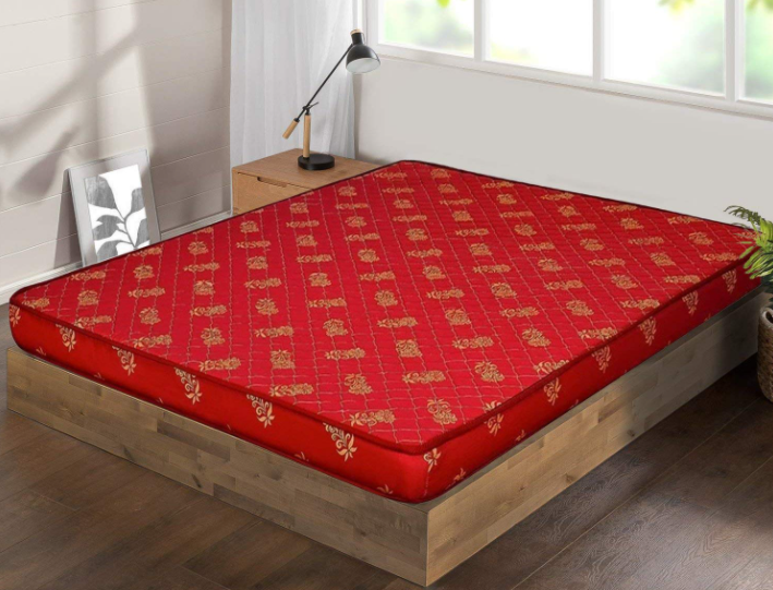 5 Best Double Bed Mattress In India 2021 9