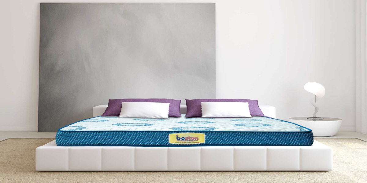 Boston Classic Orthopaedic Dual Comfort Mattress for Bed