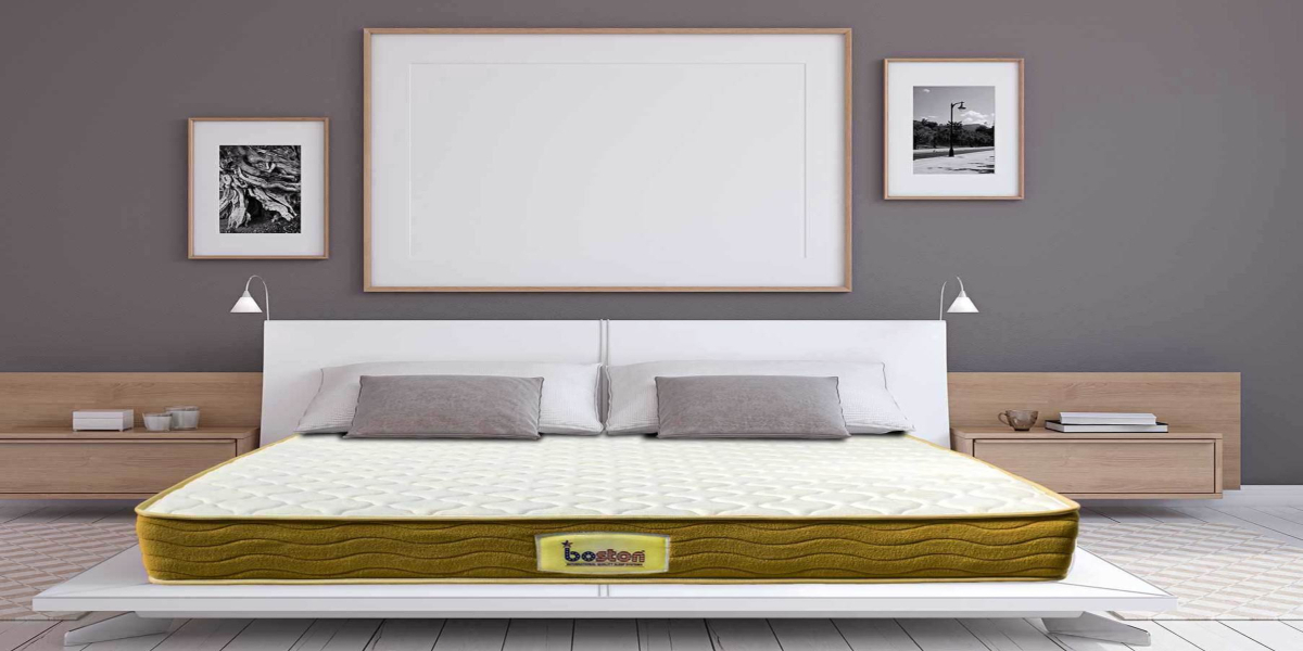 Boston Classic Pocket Spring Mattress