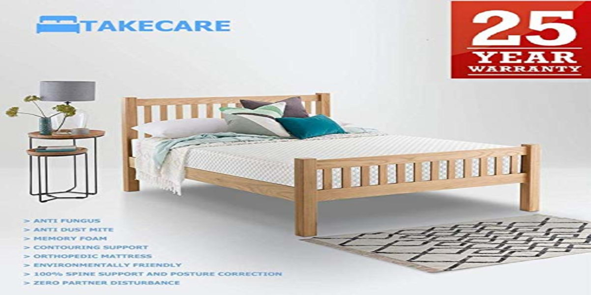 Take Care Orthopedic Memory Foam Mattress Single Size Mattress