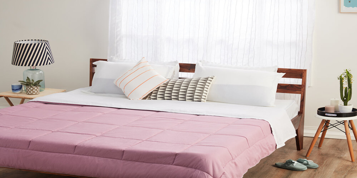 Wakefit Dual Comfort Mattress Hard & Soft Queen Bed Size