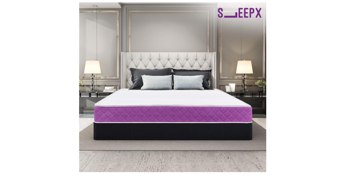 SleepX Ortho mattress
