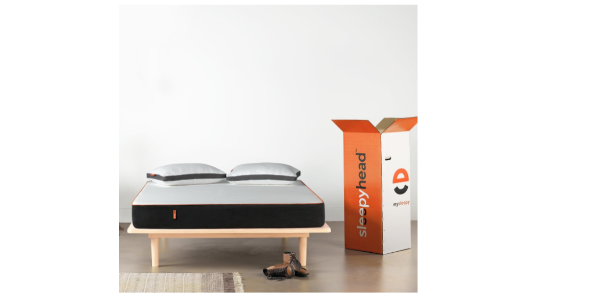 Sleepyhead 3 Layered Orthopedic Memory Foam Mattress