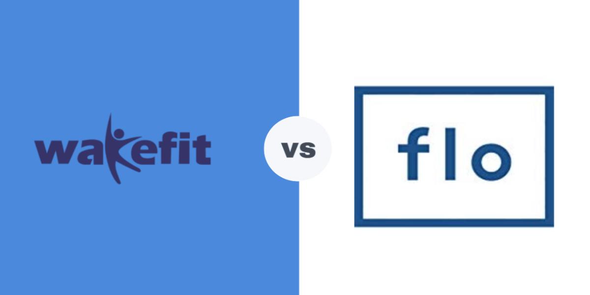 Wakefit Vs Flo Mattress Comparison Review