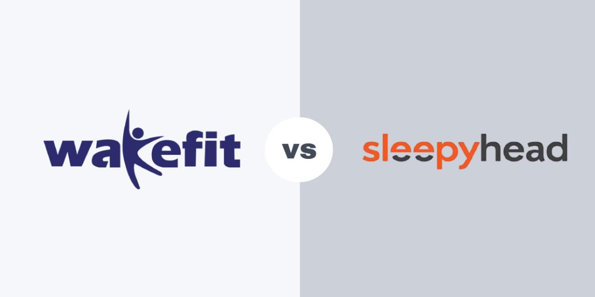 Wakefit Vs Sleepyhead Mattress