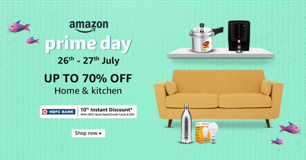 Home Kitchen Prime Day Deals On Mattress