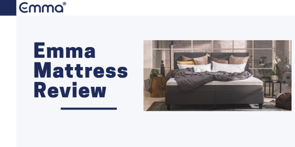 Emma Mattress Review - German Quality