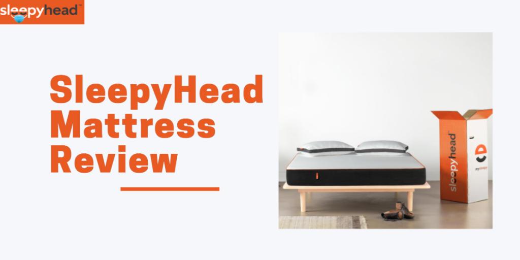 SleepyHead Mattress Review