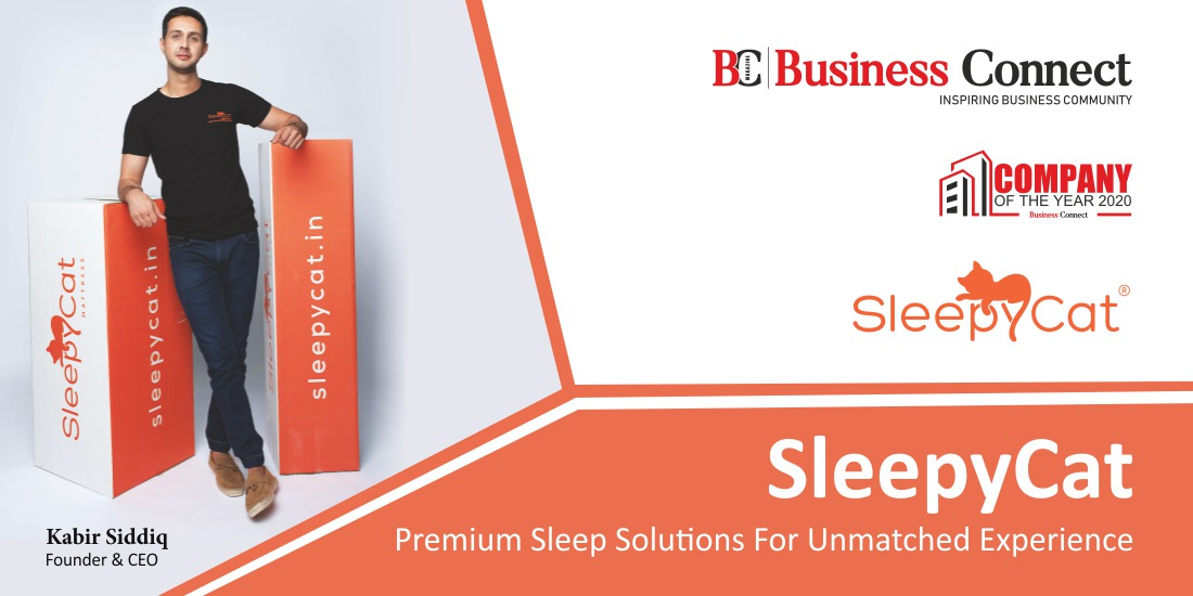 CEO Of SleepyCat, Kabir Siddiq, Explains How To Restructure Sleep During The Pandemic 1