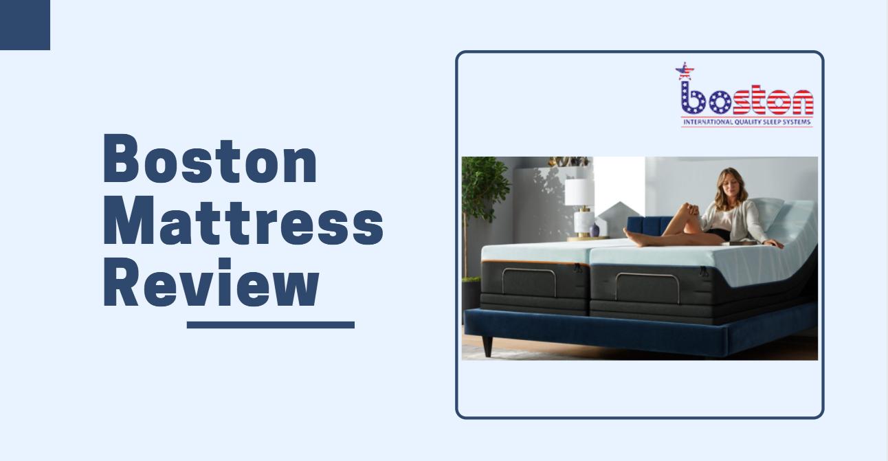 Boston Mattress Review India
