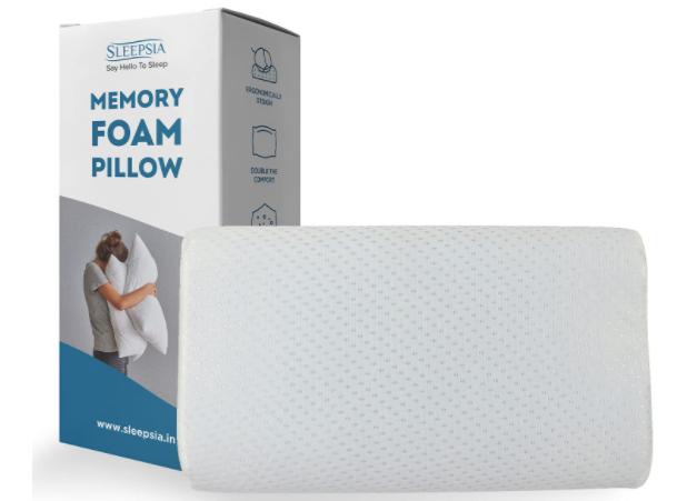 Best Memory Foam Pillow In India 6