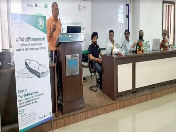 First-ever Mattress Recycling Campaign By IPUA, ISPF, And The Kabadiwala 1