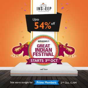 Amazon Great Indian Festival Mattress Discounts & Offers 3