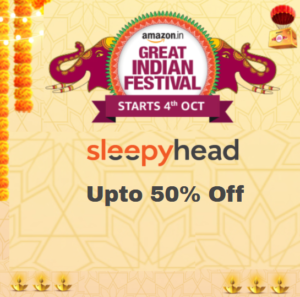 Amazon Great Indian Festival Mattress Discounts & Offers 5